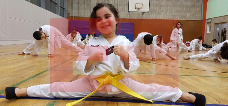 EFFECT Kidz Taekwondo