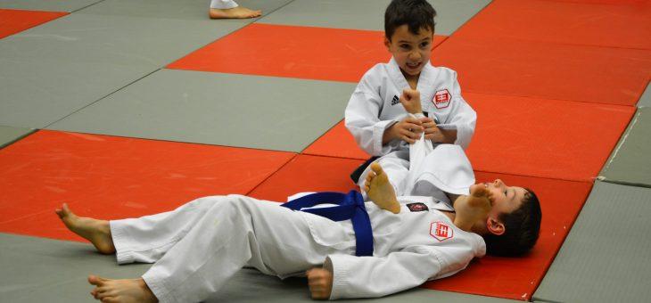 Taekwondo Gürtelprüfung – 14.12.2018