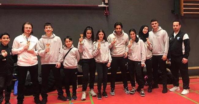 EFFECT Taekwondo beim Lippe Pokal 2019