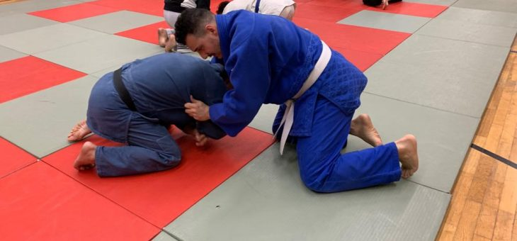 4th Open Mat bei EFFECT Defense